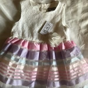 ✨NWT✨ The Children's Place Stripped Dress